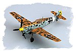 BF109E/4 Trop -- Plastic Model Airplane Kit -- 1/72 Scale -- #80261