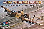 A-10A Thunderbolt II -- Plastic Model Airplane Kit -- 1/72 Scale -- #80266