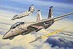 F-14B Tomcat -- Plastic Model Airplane Kit -- 1/72 Scale -- #80277