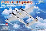 P-38L-5-LO Lightning -- Plastic Model Airplane Kit -- 1/72 Scale -- #80284