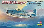 TBF-1C Avenger -- Plastic Model Airplane Kit -- 1/48 Scale -- #80314