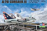 A-7B Corsair II -- Plastic Model Airplane Kit -- 1/48 Scale -- #80343
