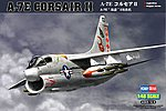 A-7E Corsair II -- Plastic Model Airplane Kit -- 1/48 Scale -- #80345