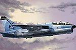 A-7K Corsair II -- Plastic Model Airplane Kit -- 1/48 Scale -- #80347