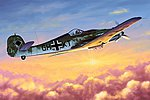 Focke-Wulf FW-190D-10 -- Plastic Model Airplane Kit -- 1/48 Scale -- #81717