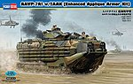 AAVP-7A1 with Enhanced Applique Armor Kit -- Plastic Model Military Vehicle -- 1/35 Scale -- #82414