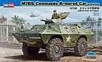 M706 Commando Armored Car -- Plastic Model Military Vehicle Kit -- 1/35 Scale -- #82418