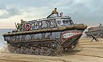 German Land-Wasser Schlepper -- Plastic Model Military Vehicle Kit -- 1/35 Scale -- #82433