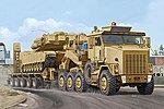 M1070/M1000 HETS Vehicle -- Plastic Model Military Vehicle Kit -- 1/35 Scale -- #85502