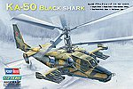 Russian KA-50 Blackshark -- Plastic Model Helicopter Kit -- 1/72 Scale -- #87217