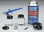 SA200P Single Action Airbrush Set -- With Propellent -- #r4007