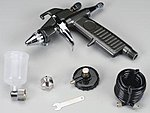 DA500 Double Action Paint Gun Kit -- #r4016