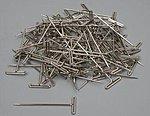 Steel T-Pins 1-1/2  (100)