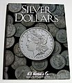 Silver Dollar Plain Coin Folder -- Coin Collecting Book and Supply -- #2665