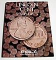 Lincoln Cent 1975-2000 Coin Folder -- Coin Collecting Book and Supply -- #2674