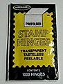 1000 Pregummed Folded Stamp Hinges -- Stamp Collecting Supply -- #y737