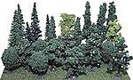 Asrtd Trees 3.0-5.0'' 34/ (34)