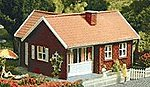 Suburban House Kit -- HO Scale Model Railroad Building -- #1773