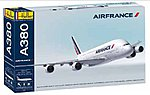A380 Air France Commercial Airliner -- Plastic Model Airplane Kit -- 1/125 Scale -- #52908