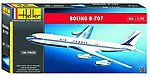 B707 Air France Commercial Airliner -- Plastic Model Airplane Kit -- 1/72 Scale -- #80452