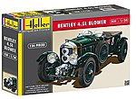 Bentley 4.5L Blower Race Car -- Plastic Model Car Kit -- 1/24 Scale -- #80722