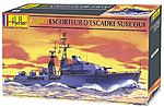 Sorcouf French Destroyer -- Plastic Model Military Ship Kit -- 1/400 Scale -- #81013