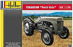 Ferguson Le Petit Gris Farm Tractor (New Tool) -- Plastic Model Vehicle Kit -- 1/24 -- #81401