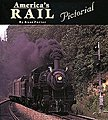 America's Rail Pictoral by Russ Porter, 152 Pages -- Model Railroading Book -- #88