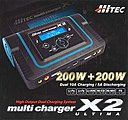 Ultima X2 Dual Port Charger