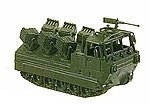 M548 Minelayer (D) -- HO Scale Model Railroad Vehicle -- #376