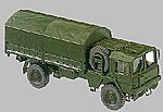 MAN 5-Ton Truck w/Canvas-Type Cover -- HO Scale Model Railroad Vehicle -- #470