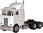 Peterbilt - 362 E 3-Axle Cabover w/Airdam -- HO Scale Model Railroad Vehicle -- #6310