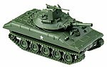 M551 Sheridan Armored Reconnaissance Assault Vehicle -- HO Scale Model Railroad Vehicle -- #740456