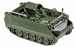 US/NATO M113 A1 Armored Personnel Carrier -- HO Scale Model Railroad Vehicle -- #740968
