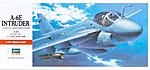 A-6E Intruder -- Plastic Model Airplane Kit -- 1/72 Scale -- #00338