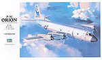 P-3C Update II/III Orion -- Plastic Model Airplane Kit -- 1/72 Scale -- #04015