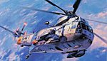 SH3H Sea King Helicopter -- Plastic Model Helicopter -- 1/48 Scale -- #07201