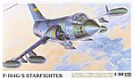 F104G/S World Starfighter -- Plastic Model Airplane Kit -- 1/32 Scale -- #08061