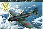 Mitsubishi A6M5c Zero Fighter Zeke Type 52 -- Plastic Model Airplane -- 1/32Scale -- #08884