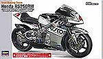 Scot Racing Team Honda 250 '09 WGP250 -- Plastic Model Motorcycle Kit -- 1/12 Scale -- #21501