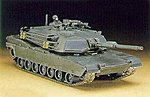 M-1E1 Abrams -- Plastic Model Tank Kit -- 1/72 Scale -- #31135