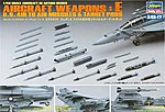 US Aircraft Weapons E -- Plastic Model Aircraft Weapons Kit -- 1/48 Scale -- #36117