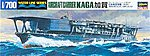IJN Kaga -- Plastic Model Aircraft Carrier Kit -- 1/700 Scale -- #49202