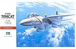 F-14A TOMCAT -- Plastic Model Airplane Kit -- 1/48 Scale -- #7246