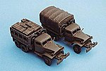 Amer GMC 2.5T Shrt Bed 2/ - HO-Scale (2)