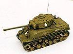 Amer Sherman M4A1(76)W Lt - HO-Scale