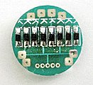 DCC Lighting Circuit Board for 1.5v Bulbs