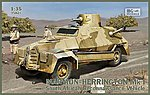 Marmon-Herrington Mk I South African Recon Vehicle -- Plastic Model Recon Vehicle -- 1/35 -- #35021