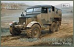 1/35 Scammell Pioneer R100 Artillery Tractor
