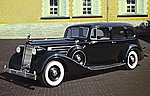 WWII Packard Twelve Mod 1936 Soviet Leader Car -- Plastic Model Staff Car Kit -- 1/35 -- #35535